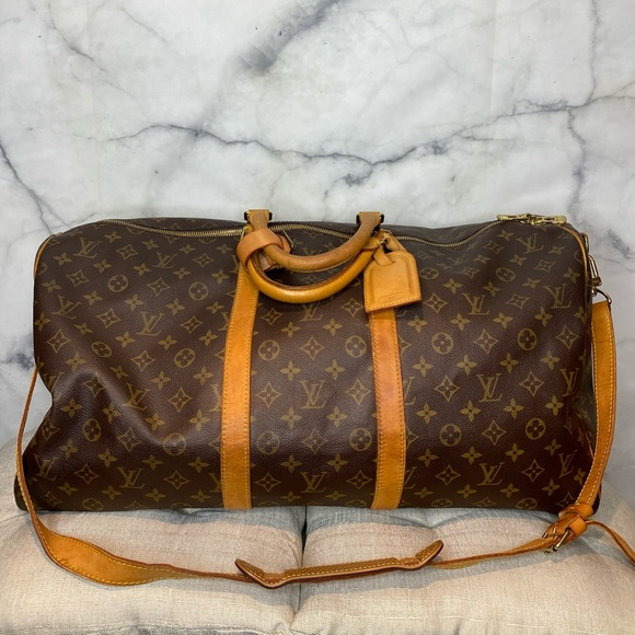 Louis Vuitton Bandouliere 55 Authentic
